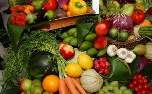 frutas y verduras (del ministerio)
