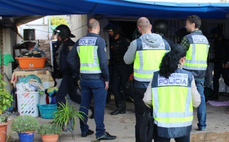 robos policia