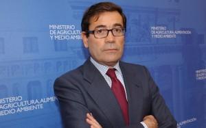 carlos cabanas secretario general agricultura ministerio