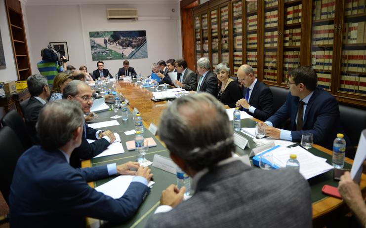 VIII reunión mensual de seguimiento del Acuerdo lácteo