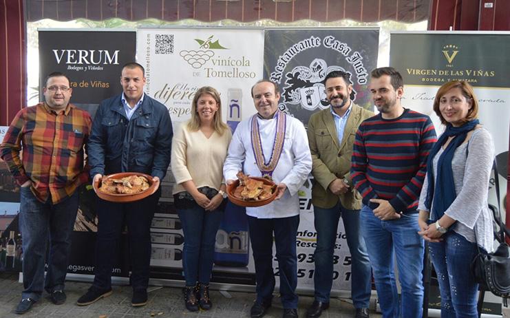 Casa Justo Tomelloso Organiza Las Ii Jornadas Del Cordero Manchego Agroclm