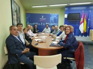 Reunión Denominaciones de Origen Dirección General Fenavin 18 de abril