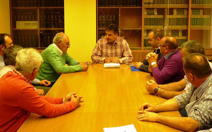 foto reunioni dtor agricultura