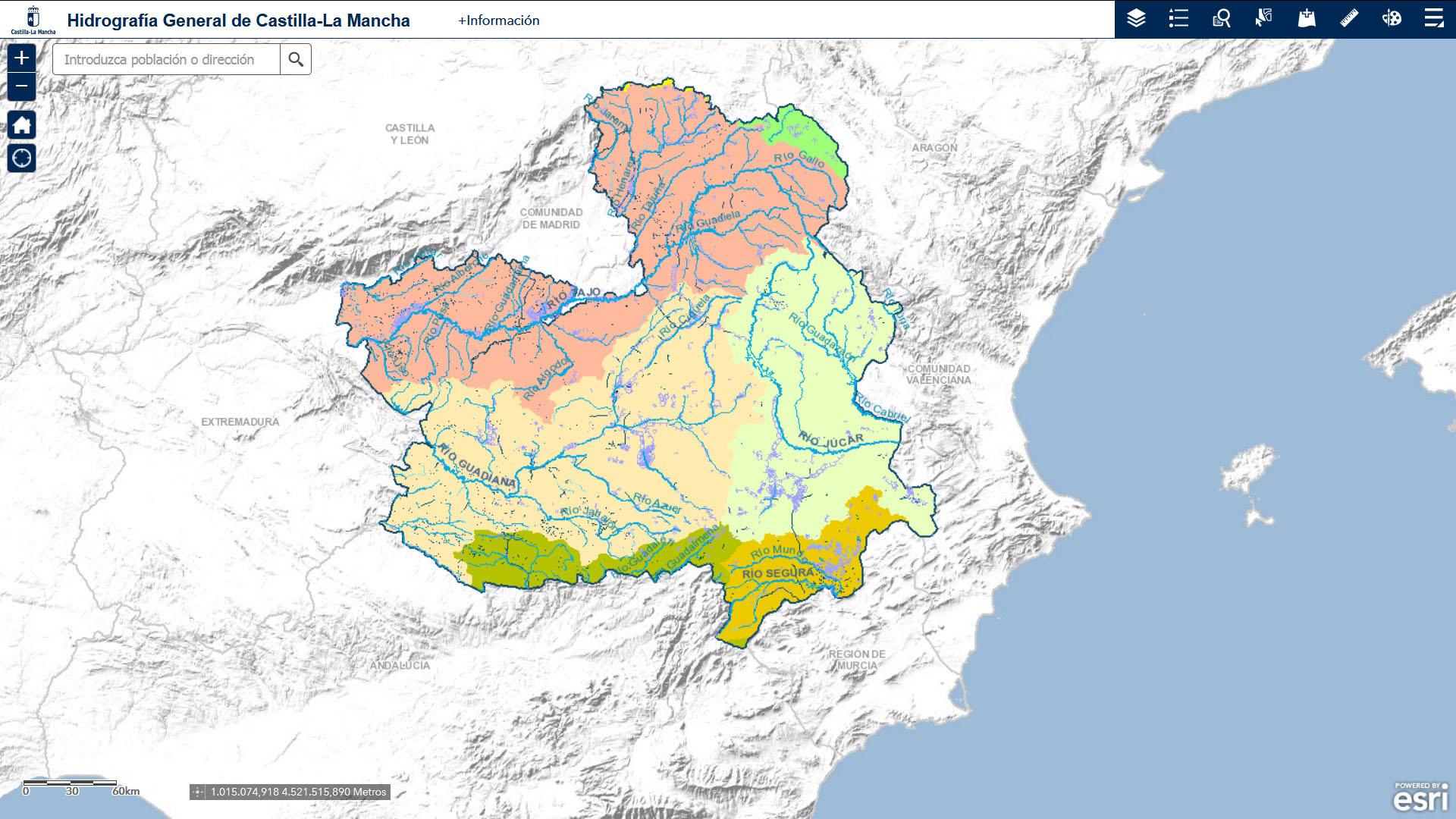 Presentan El Portal De Mapas De Castilla La Mancha Agroclm