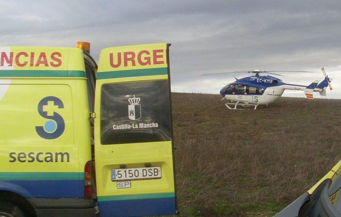 Helicóptero SESCAM