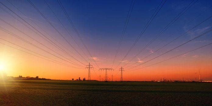 torre electricidad poste luz