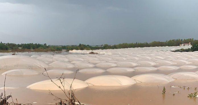 Inundaciones Huelva